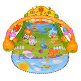 Play Gym Mat Music with Piano Gym Carpet Mat Toy for Baby Educational Toys
