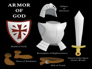 The Armor of God – Dressed for Battle