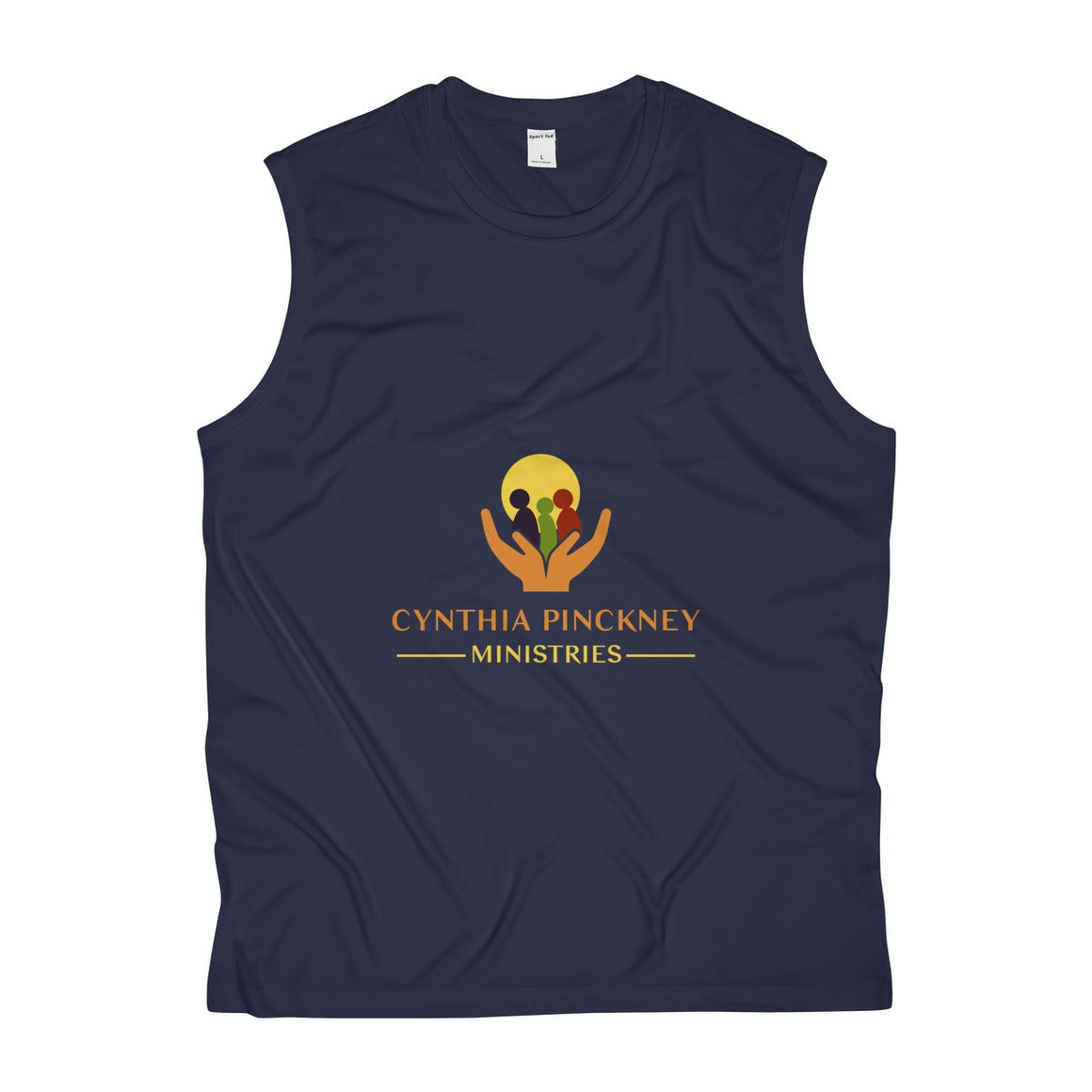 CPM Men's Sleeveless Performance Tee