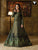 Forest Green Color Art Silk Designer Readymade Gown