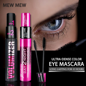 2 IN 1 Mascara 4D Fiber Lashes
