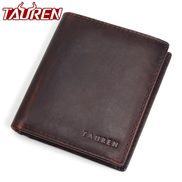 Vintage Genuine Leather Wallet - Marvelous Emporium