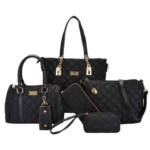 6 Pcs/set Elegant Bags