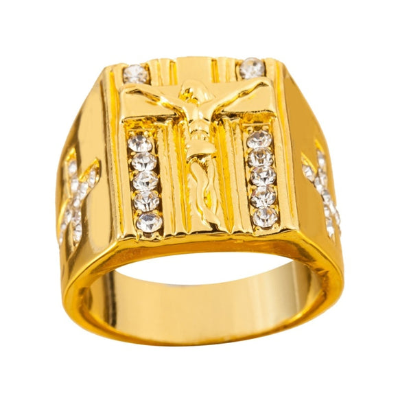 Holy Cross Ring - Marvelous Emporium