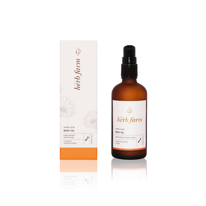 Mother To Be Body Oil