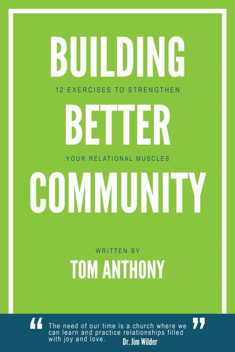 Building Better Community