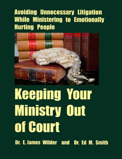 Keeping Your Ministry Out of Court