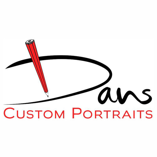 Dan's Custom Pencil & Digital Portraits