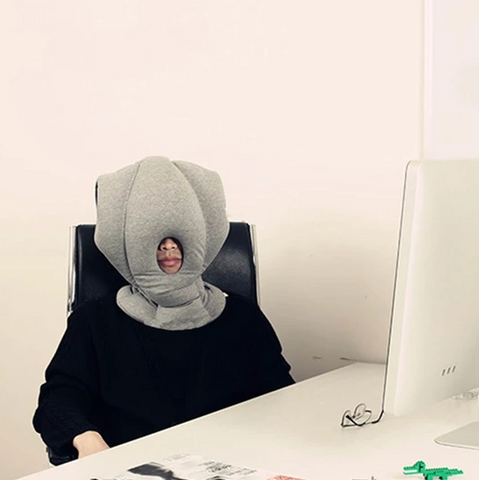Image of Ostrich Pillow