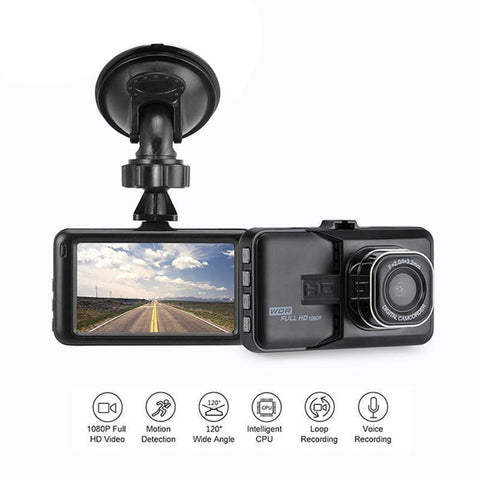 Image of 3″Dash Camera Car DVR Dash Cam Video Recorder