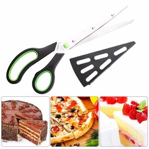 Perfect Pizza Scissors