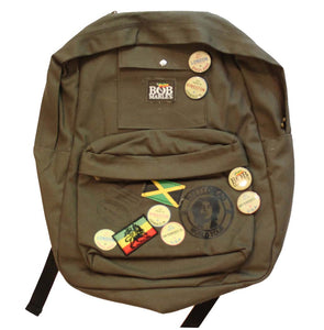 Bob Marley Zion Backpack - T-Shirt Tickles