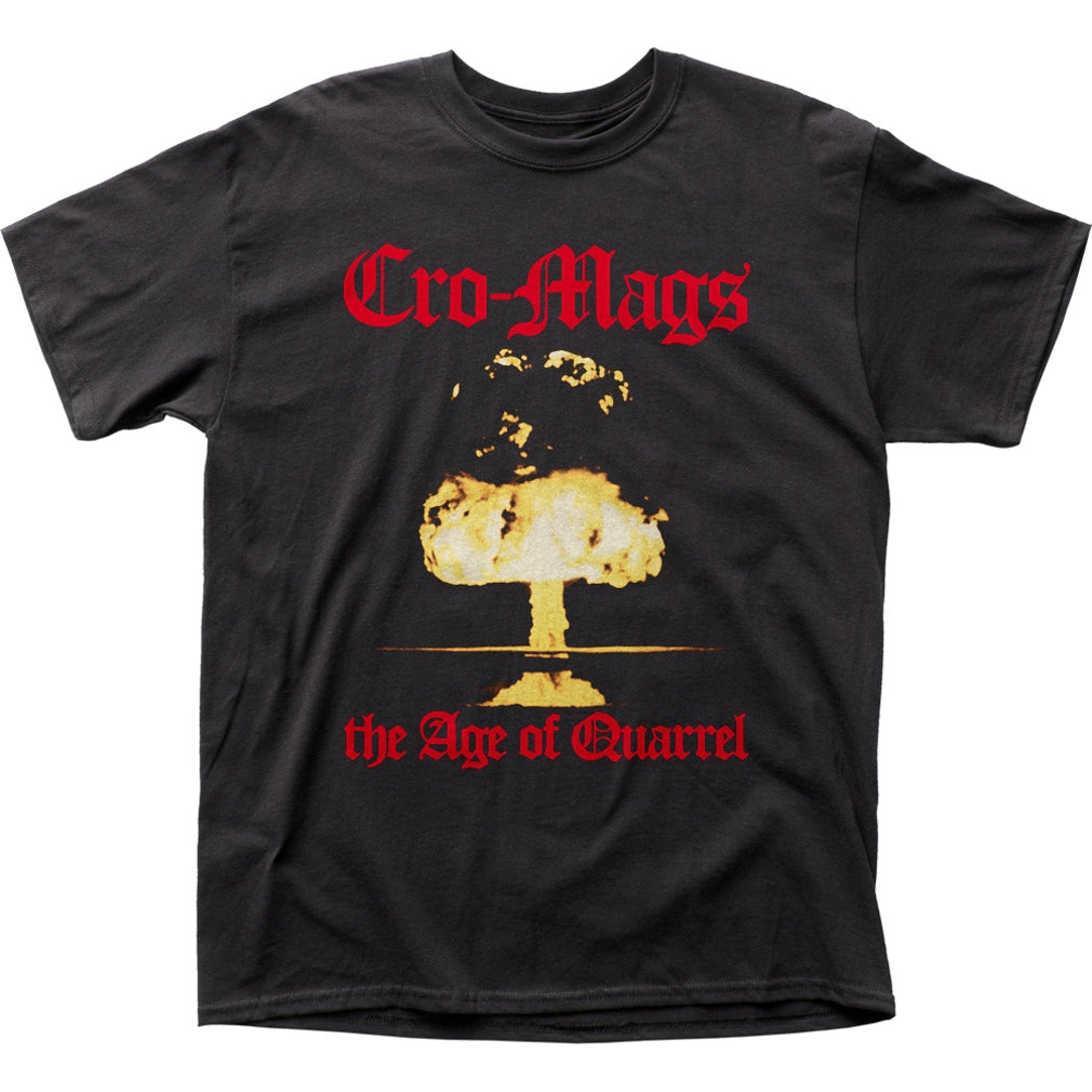 Cro-Mags Age of Quarrel T-Shirt - T-Shirt Tickles