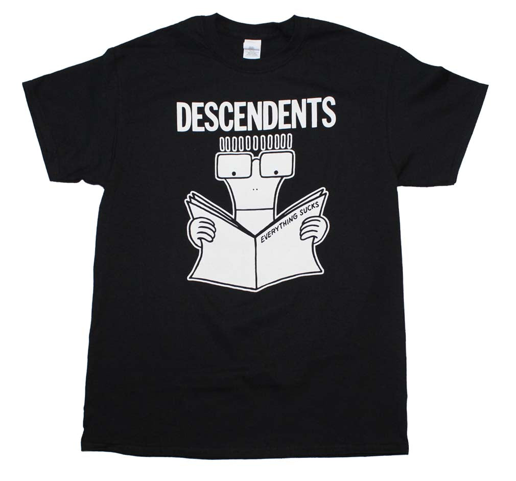 Descendents Everything Sucks T-Shirt - T-Shirt Tickles