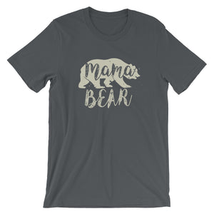 Mama Bear Short-Sleeve Unisex T-Shirt - T-Shirt Tickles