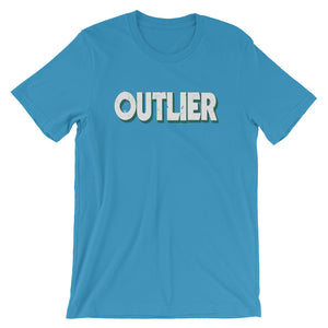 Outlier Short-Sleeve Unisex T-Shirt - T-Shirt Tickles