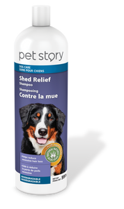Shed relief dog and cat shampoo - 591ml