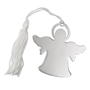 ENGRAVED ANGEL ORNAMENT