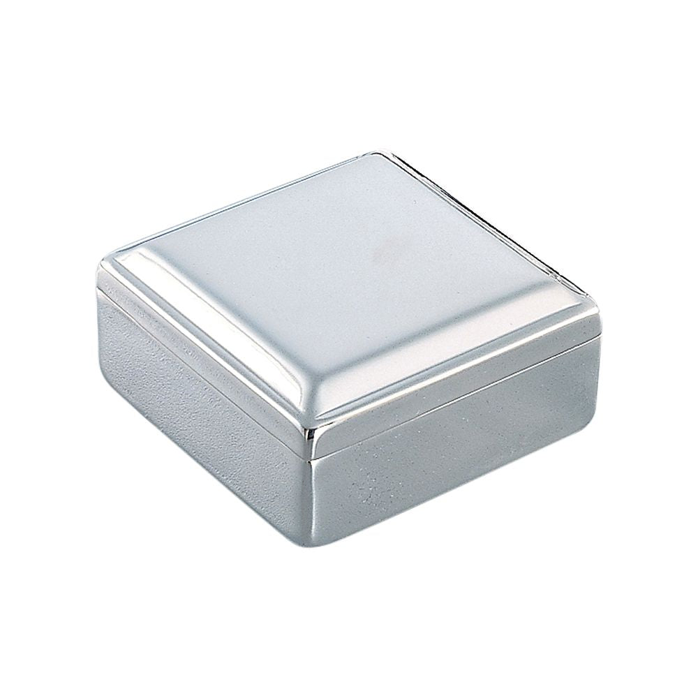 SQUARE JEWELRY BOX LIFT TOP