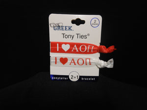 SORORITY TONY TIES