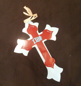 PI BETA PHI CROSS