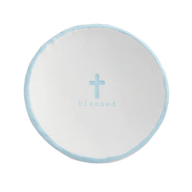 CROSS TRINKET DISH BLUE