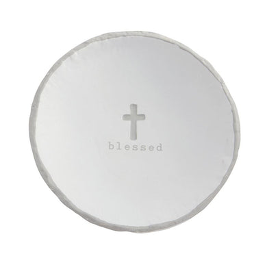 CROSS TRINKET DISH GRAY
