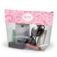 PHI MU CLEAR POUCH