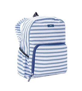 STOWAWAY BACKPACK BLUE BOOK