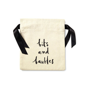 KATE SPADE BITS AND BAUBLES JEWELRY POUCH