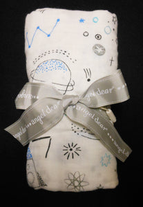 OUTER SPACE BABY SWADDLE