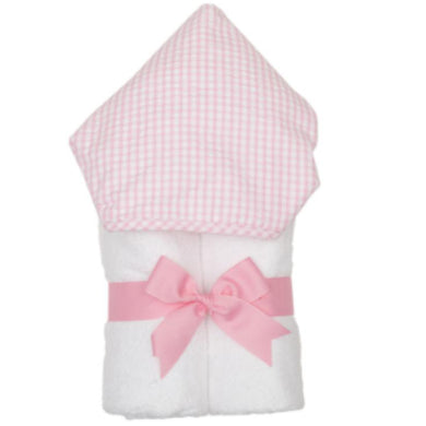 PINK CHECK EVERYKID TOWEL