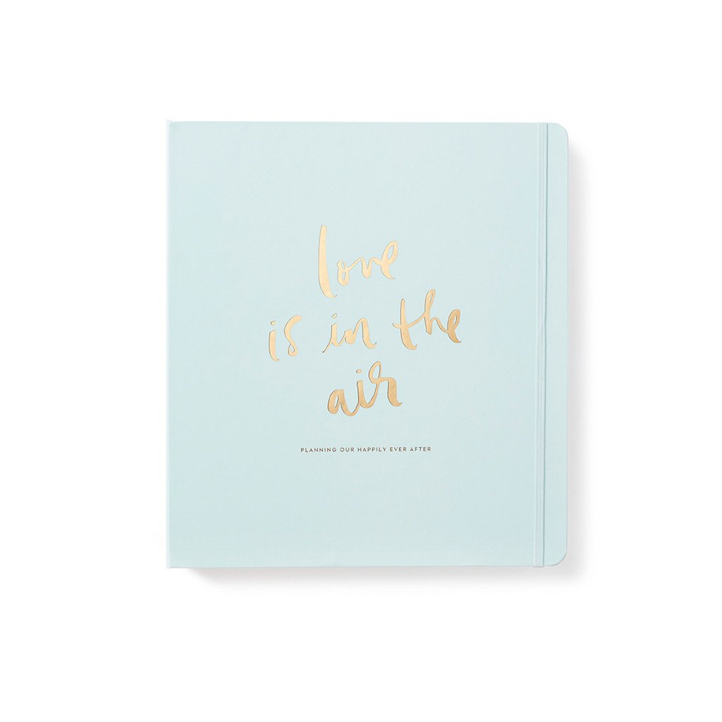 KATE SPADE LOVE IS IN THE AIR BRIDAL PLANNER