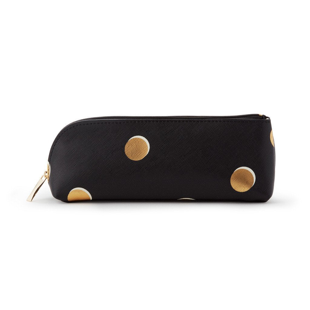 KATE SPADE SCATTER DOT PENCIL CASE
