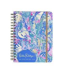 17 MONTH LARGE AGENDA MERMAID COVE