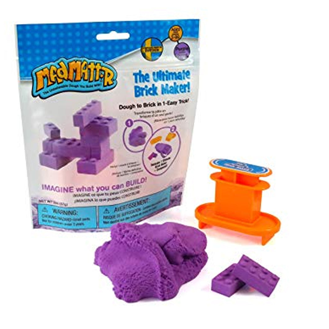 BRICK MAKER PURPLE