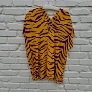 TIGER VNECK TOP