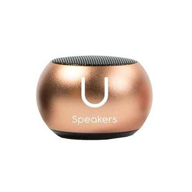 U MINI SPEAKER ROSE GOLD