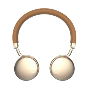 U WIRELESS HEADPHONES BROWN