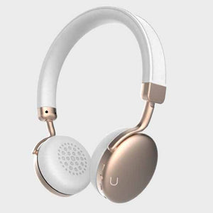 U WIRELESS HEADPHONES WHITE