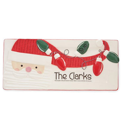 SANTA HOSTESS TRAY