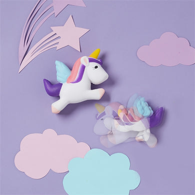 UNICORN MEMORY FOAM SQUEEZE TOY