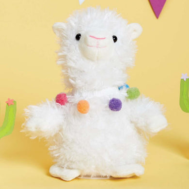 PLUSH LLAMA SPEAK AND REPEAT