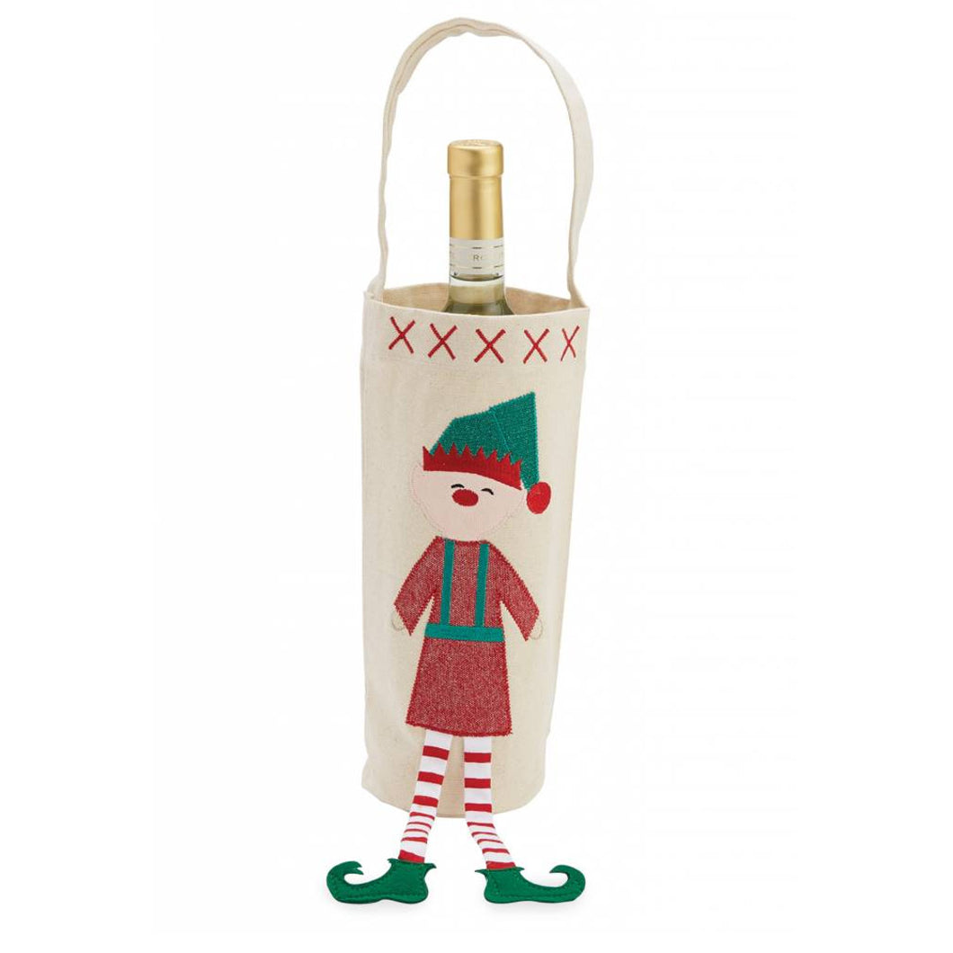 ELF DANGLE LEG WINE BAG