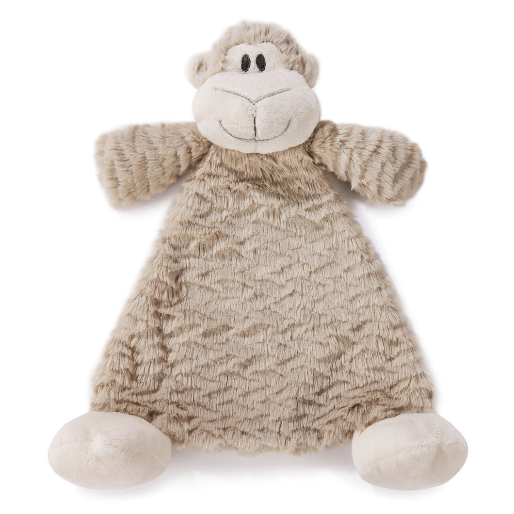 MEEKIE MONKEY RATTLE BLANKIE