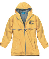 NEW ENGLANDER RAIN JACKET BUTTER
