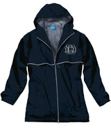 NEW ENGLANDER RAIN JACKET NAVY
