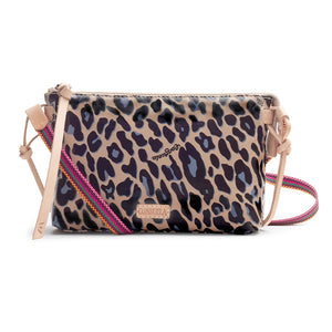 TEENY CROSSBODY BLUE JAG