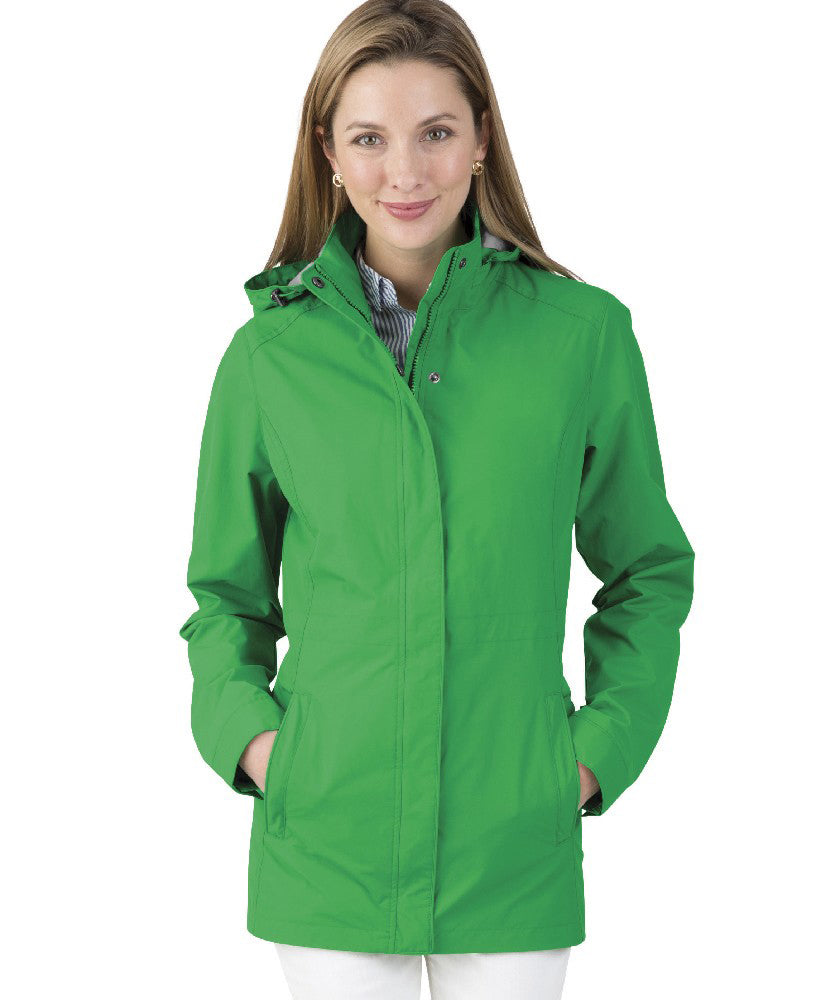 LOGAN JACKET KELLY GREEN