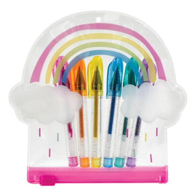 RAINBOW MINI GEL PEN SET
